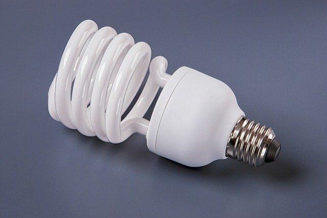 fluorescentní energie