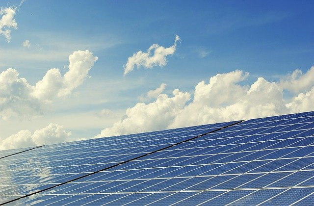 Slunce jako zdroj energie