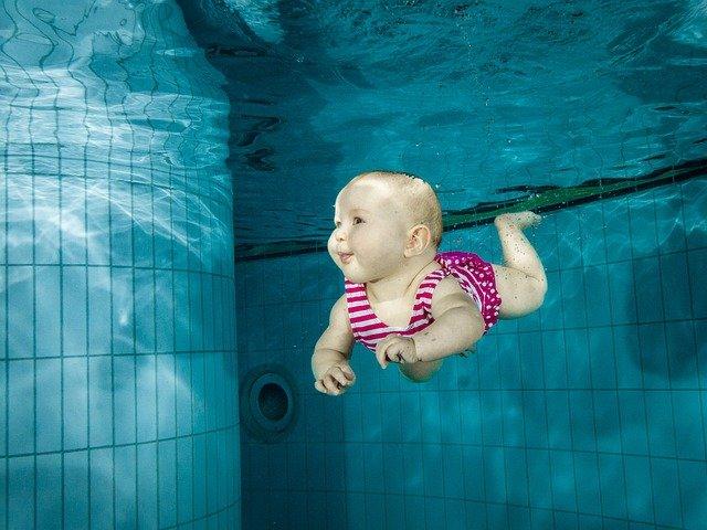 Děti a voda