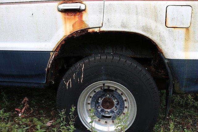 Pravidelná údržba auta po zimě