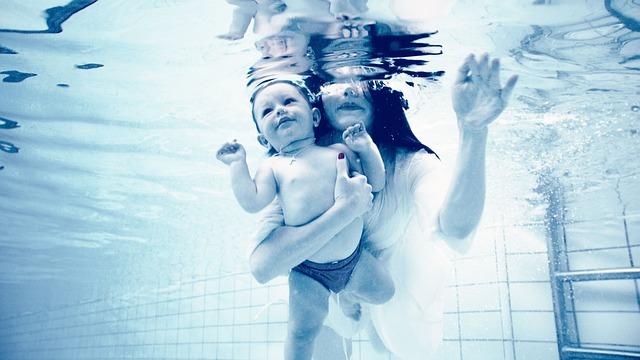 mimčo pod vodou